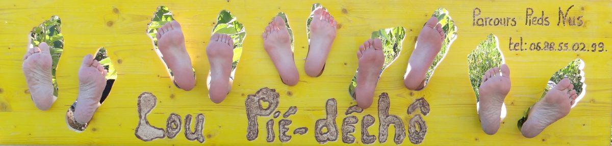 Parcours pieds nus Loire (42) à la ferme de Servanges